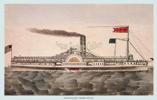 Steamship - Empire State